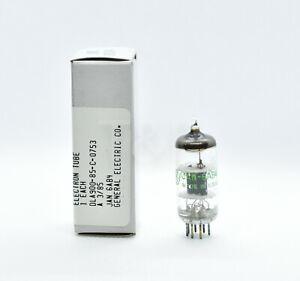 6AB4 - EC92  JAN GE Válvula nueva new tube lampe röhre NOS