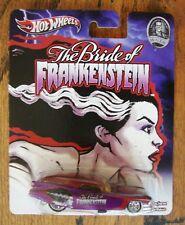 Hot Wheels Universal Studios Monsters Bride of Frankenstein '59 Cadillac 2012