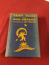 New listing Fairy Tales by Hans Christian Andersen 1924 Illustrated by Kay Nielsen Rare!