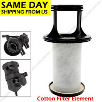 Replacement Cotton Filter Element Mesh For ProVent 200 Oil Catch Can 3931051950