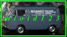 1/43 - Fiat 850 T : MESSAGGERIE ITALIANE - 1965 - Die-cast