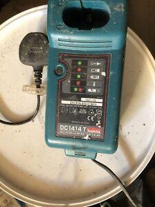 Genuine Makita 7.2-14.4V charger DC1414 T