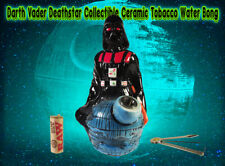 *New* Collectable DarthVader Tobacco Smoking Ceramic Water pipe Free US Shipping