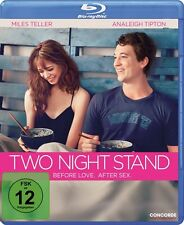 Two Night Stand BLU-RAY IMPORT Brand New - USA Compatible