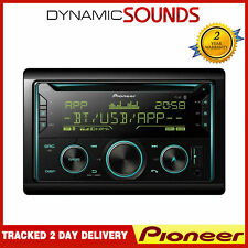 Pioneer FH-S720BT Double Din Bluetooth, USB, Compatible with Android + iPhone