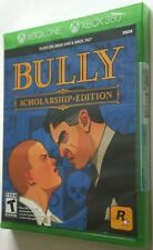 BULLY Scholarship Edition Brand NEW Factory Sealed Xbox One Xbox 360 Video Game