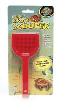 NEW Zoo Med Hermit Crab Scooper For Sand or Fine Substrate Assorted Colors