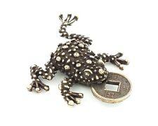 FENG SHUI Frosch  Frog  *  TALISMAN * Glücksbringer   auch für Setzkasten # 4