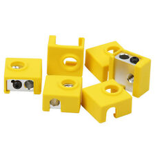 CW_ KE_ Silicone Sock Heater Block Cover For 3D Printer MK7 MK8 Heated Extruder