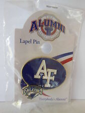 Air Force Falcons Officially Licensed Enamel 2 Tier Lapel Pin