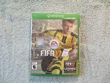 FIFA 17 (Microsoft Xbox One, 2016) Brand New Factory Sealed