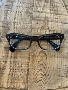 oliver peoples eyeglasses Wacks