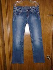 Women's Miss Me JP5356B Boot Cut Denim Jeans Size 29
