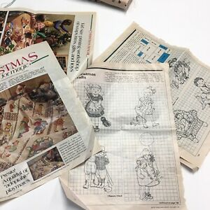 Mary Engelbreit Better Homes Gardens Quilt Pattern Playtime Pals Christmas Magic