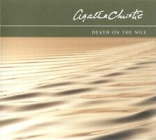 Agatha Christie - Death on the Nile (3xCD A/B 2004) Poirot; FREE P&P