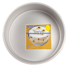 "PME Round Circle Cake Decorating Decoration Baking Tin Pan Tray 11x3 "" Inch"