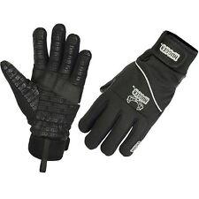 Hugger Fullfinger Men's Insulated Touring Light Weight Motorcycle Textile Gloves