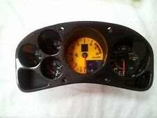 Ferrari 360 OEM Carbon Fiber Dash Cluster Surround