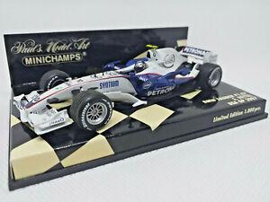 MINICHAMPS 1/43 - BMW Sauber F1.07 S. Vettel USA GP 2007 Art: 400070110