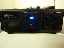 Sony CDP-CX400,CDP-CX450,CDP-CX455 CD Player REPAIR SERVICE ONLY