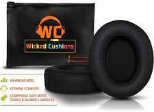 Beats Replacement Ear Pads By Wicked Cushions - Compatible with Studio 2.0 Wi...