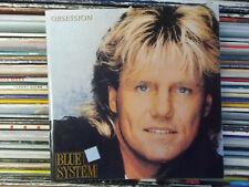 BLUE SYSTEM DIETER BOHLEN CD: OBSESSION (HANSA SONOCORD SONDERAUFLAGE 39 952-7)