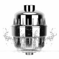 Filtro De Ducha De Bano en Linea Purificador Filtro De Agua De Bano Tratamie 9F1