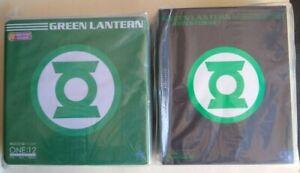 Mezco One:12 Collective Green Lantern John Stewart Hal Jordan PX Set Sealed