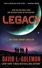 Event Group Thrillers: Legacy 6 by David L. Golemon (2012, Paperback)