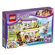 41037 STEPHANIE'S BEACH HOUSE lego friends set NEW legos staphanies NISB KATE