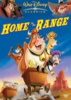 Home On The Range [DVD] [2004] [DVD][Region 2]