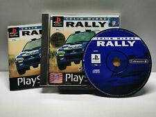 Colin McRae Rally (Sony PlayStation 1, 1998)