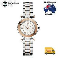 Gold Plated Case Women's Swiss Made Watches