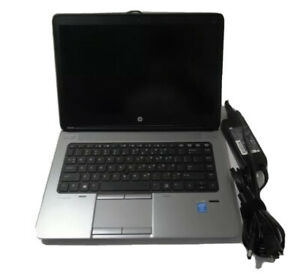 "HP ProBook 640 G1 14"" Laptop Core i5-4330m 2.8GHz 4GB WIFI DVD, NO HDD, OS, X3"