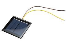 02 Watt 2v 100ma Epoxy Solar Cell Solar Module Solar Panel 54x54mm For Arduino