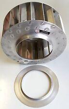 Radialventilator, Lüfterflügel, Ventilator Laufrad Nenndurchmesser 235mm