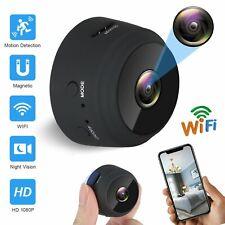 Mini Hidden Spy Camera Wireless HD 1080P Indoor Outdoor Home Small Cam Security