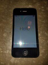 Apple iPhone 4s 8GB Black Verizon Smartphone A1349Tested