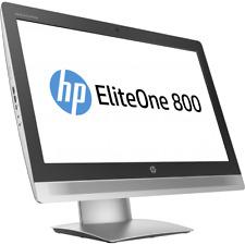 HP Elite 800 G2 AIO Core i5-6500 Quad Core 16GB 500GB SSD 23'' Windows 10 Pro