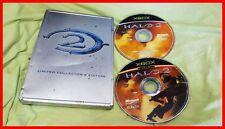 XBOX Spiel Halo Limited Edition mit Anleitung guter Zustand + OVP