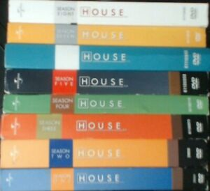 House MD (Complete Series, Seasons 1-8)