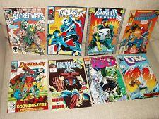 8 Random MARVEL Superhero Comics