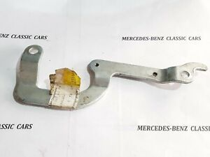 MERCEDES W123 ENGINE HOOD LEVER LEFT GENUINE NEW A1238870374