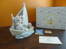 Precious Moments 527386 This Land Is Our Land Commemorative Columbus Figurine