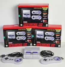 NEW SNES Mini Super Nintendo Entertainment System SNES Classic Edition
