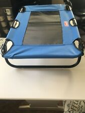 Coleman Folding Cot With Cooling Mat For Pet'S Up To 50Lb'S