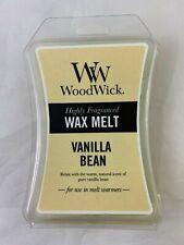5 Packs Woodwick Wax Melts 3 Oz -Vanilla Bean - Over $40 Value!