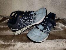 f79598c3b575 Reebok Crossfit Womens 7.5 Gray Blue Kevlar CR5FT CF.0021 Running Training  Shoes