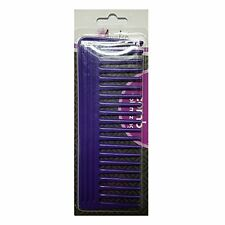 Quality Choice Wide Tooth Detangling Volumizing Comb 1 Each