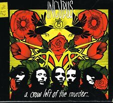 CD album: Incubus: a crow left of the murder... epic/immortal 2 cds. D3